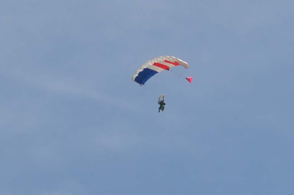Sky Dive Delmarva!