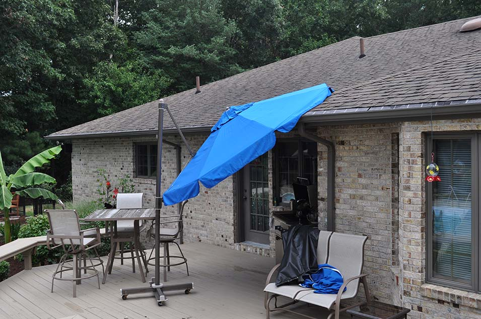 Sussex County Rain Shelter