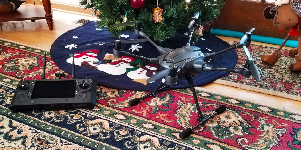 The New Typhoon H Drone